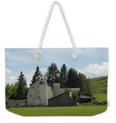 Dahmen Barn Historical Weekender Tote Bag