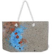 Daily Abstraction 218013101b Weekender Tote Bag