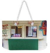 Dairy Bar Weekender Tote Bag