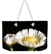 Daisy 6 Weekender Tote Bag