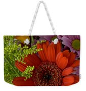 Daisy Bouquet Weekender Tote Bag