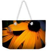 Daisy Bug Weekender Tote Bag