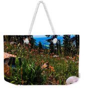 Daisy Companions Weekender Tote Bag