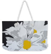 Daisy, Daisy How Does Your Garden Grow...... Weekender Tote Bag