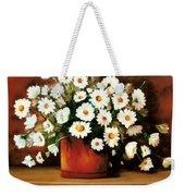 Daisy Doodle  Sold Weekender Tote Bag