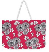 Daisy Flower Bouquet Weekender Tote Bag