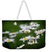 Daisy Summer Sunshine Weekender Tote Bag