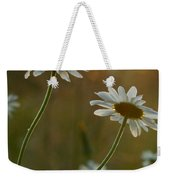 Daisy Sunset Weekender Tote Bag