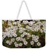 Daisy Wave Weekender Tote Bag