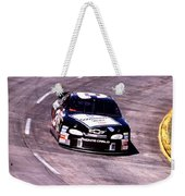 Dale Earnhardt # 3 Goodwrench Chrvrolet 1999 At Martinsville Weekender Tote Bag
