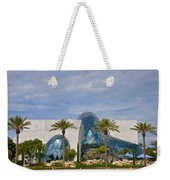 Dali Museum Weekender Tote Bag by Bill Cannon