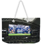 Dallas Cowboys Take The Field Weekender Tote Bag