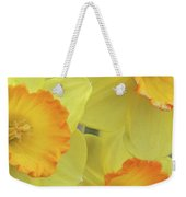 Dallas Daffodils 24 Weekender Tote Bag