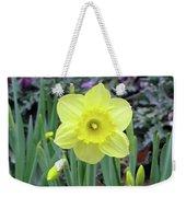 Dallas Daffodils 83 Weekender Tote Bag