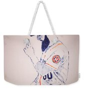 Dallas Keuchel Give Thanks Weekender Tote Bag