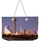 Dallas - Texas Weekender Tote Bag