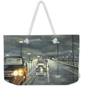 Dallas Traffic Weekender Tote Bag