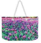 Dallas Tulips Weekender Tote Bag