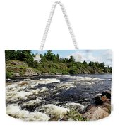 Dalles Rapids French River II Weekender Tote Bag