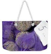 Dalmatian Lavender Weekender Tote Bag