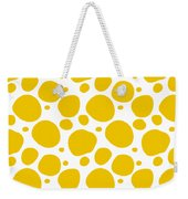 Dalmatian Pattern With A White Background 05-p0173 Weekender Tote Bag