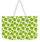 Dalmatian Pattern With A White Background 09-p0173 Weekender Tote Bag