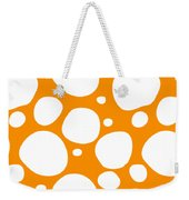Dalmatian  White Pattern 03-p0173 Weekender Tote Bag