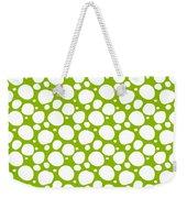 Dalmatian  White Pattern 09-p0173 Weekender Tote Bag