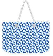 Dalmatian  White Pattern 18-p0173 Weekender Tote Bag