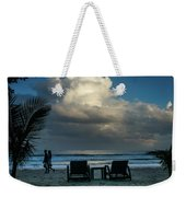 Daluyan Resort On Sabang Beach Weekender Tote Bag