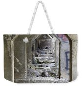 Dam Above Garwin Falls, Wilton, Nh Weekender Tote Bag