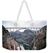 Dam Crossing #2 Weekender Tote Bag