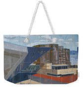 Dam Museum Weekender Tote Bag by Erin Fickert-Rowland