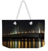 Dames Point Bridge Weekender Tote Bag