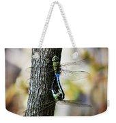 Dragonflies Need Love Too Weekender Tote Bag
