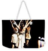 Dance - Y Weekender Tote Bag