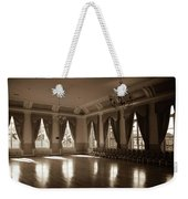 Dance Away Your Fears Weekender Tote Bag