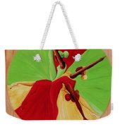 Dance Circle Weekender Tote Bag by Ikahl Beckford