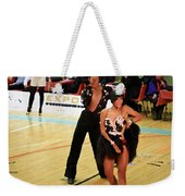 Dance Contest Nr 02 Weekender Tote Bag