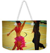 Dance Contest Nr 06 Weekender Tote Bag
