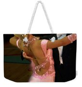 Dance Contest Nr 12 Weekender Tote Bag