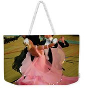Dance Contest Nr 13 Weekender Tote Bag