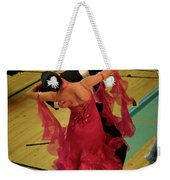 Dance Contest Nr 15 Weekender Tote Bag