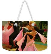 Dance Contest Nr 16 Weekender Tote Bag