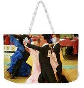 Dance Contest Nr 18 Weekender Tote Bag
