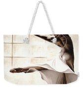 Dance Finesse Weekender Tote Bag