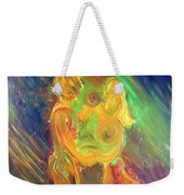 Dance For Two Weekender Tote Bag