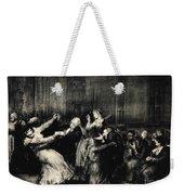 Dance In A Madhouse Weekender Tote Bag