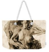 Dance Weekender Tote Bag by Kurt Van Wagner