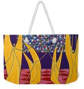 Dance Of Angels Weekender Tote Bag